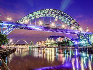 Image of Newcastle Quayside