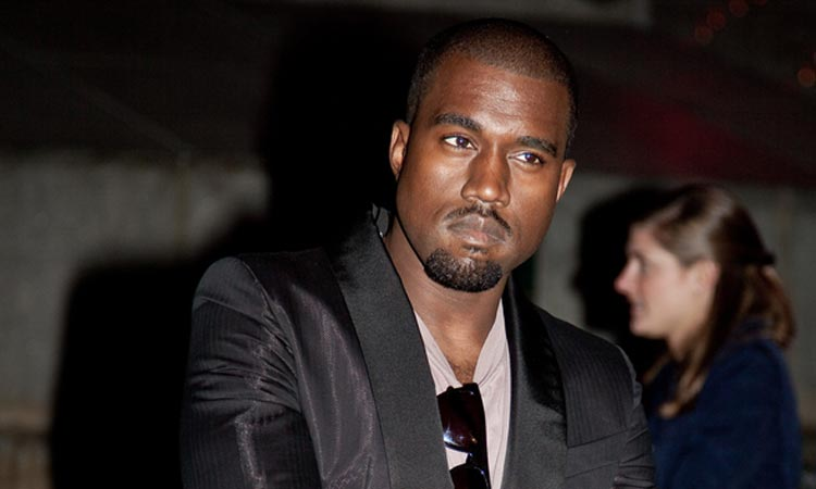 An image of Kanye West