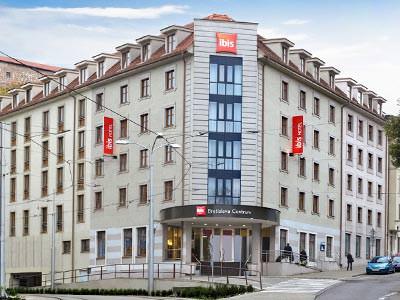 Exterior of Ibis Bratislava Centrum Hotel