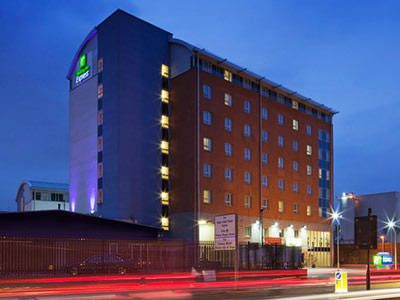 Holiday Inn Express Limehouse Hotel Exterior