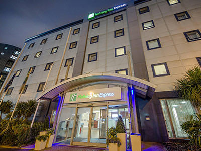 Holiday Inn Royal Docks Exterior
