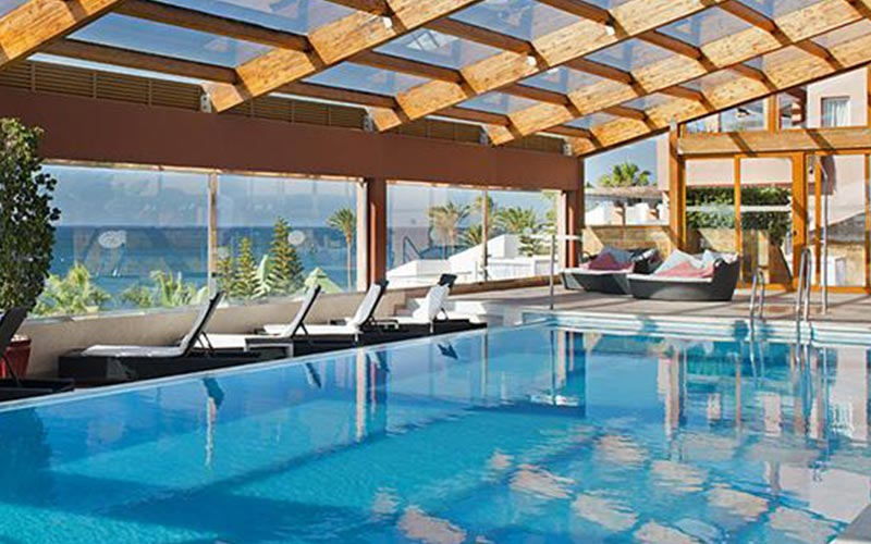 Swimming pool at Elba Estepona Gran Hotel & Thalasso Spa