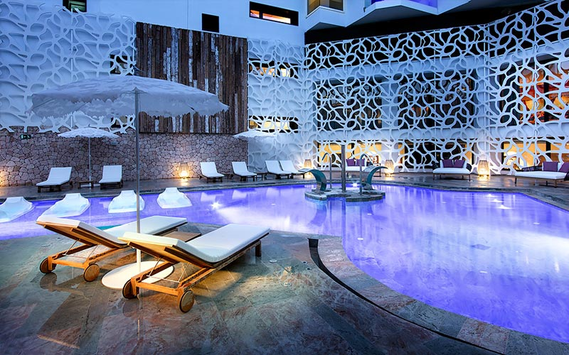 The Rock Spa at Hard Rock Hotel