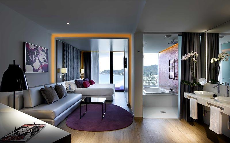 The Studio Suite Gold at Hard Rock Hotel