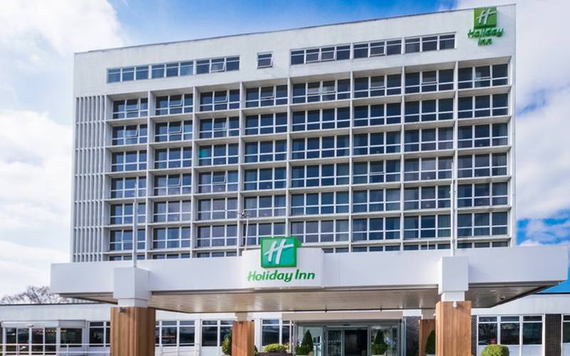 Exterior of Holiday Inn, Southampton