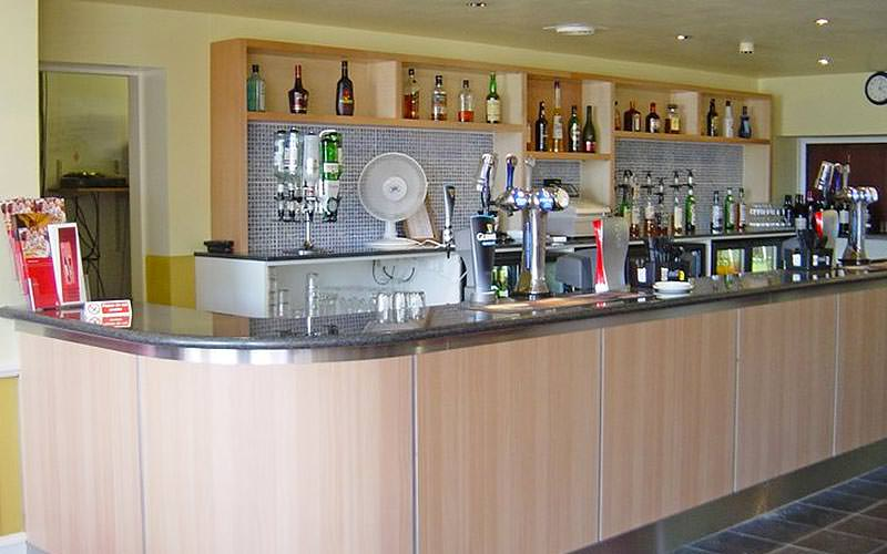 A bar at Britannia Hotel Newcastle Airport