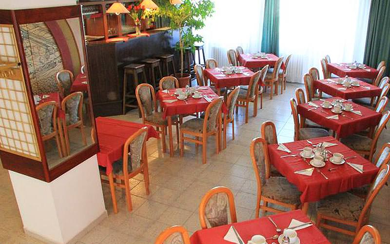 Dining area at Hotel Turist