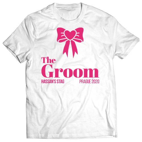 The Groom Bow