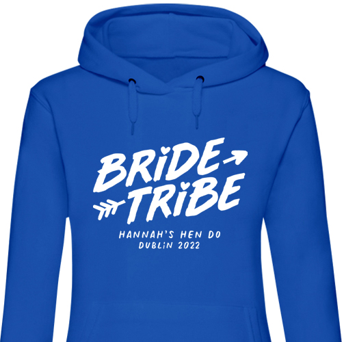 Bride Tribe Hen Hoodies