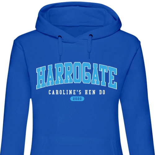 College Hen Hen Hoodies