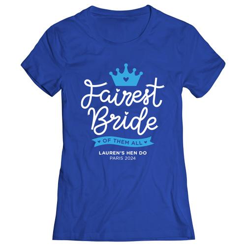 Fairest Bride
