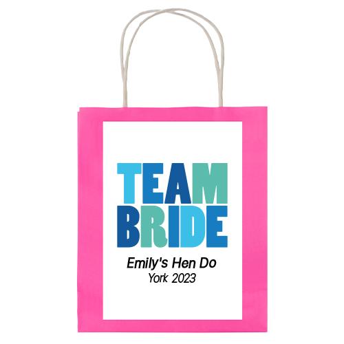 Team Bride Festival
