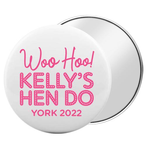 Woo Hoo Hen Do