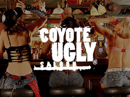 Old School Fun - Coyote Ugly - Reserved Drinks Table