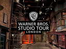 Inside the Warner Brothers Studio, London