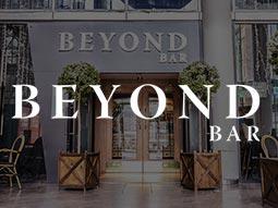 Exterior of Beyond bar, Newcastle