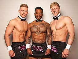 Naked Naughties - Cheeky Butler