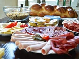Oktoberfest Party Package - Hearty Breakfast