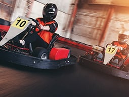 Banter In Berlin - Indoor Karting