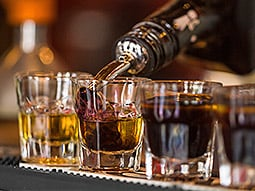 Beers, Bike & Shots - Private Guided Bar Crawl, Shots & Nightclub Entry