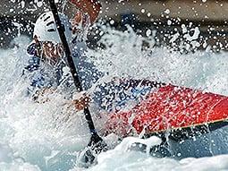 Wet and wild weekender - Kayaking