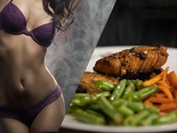 Wet and wild weekender - Steak & Strip Dinner