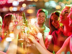 Party Package - Guided Bar Crawl & Strip Club Entry