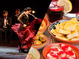 Flamenco Evening - Flamenco, Tapas & Fiesta