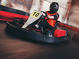 Racing, Food & VIP - Indoor Karting