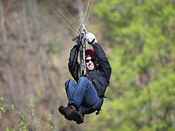 Adrenaline Rush - Zipline