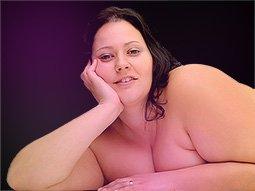 A fat stripper