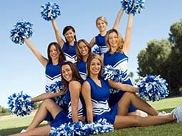 Bring It On - Cheerleading Dance Class