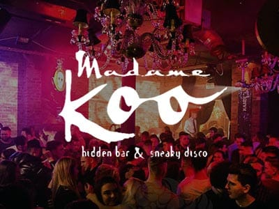 Madame Koo - Guestlist Entry -