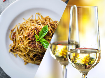Brighton Bella Italia - 2 Course Italian Feast with Unlimited Prosecco