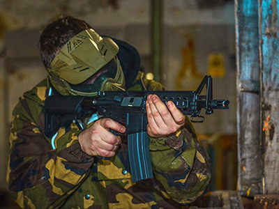 Dublin Indoor Close Quarter Combat Airsoft