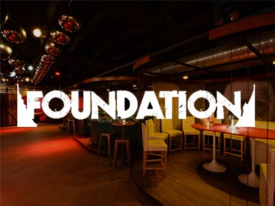 Foundation Guestlist Entry -