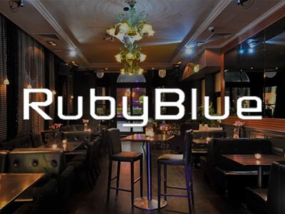 Ruby Blue Guestlist Entry -