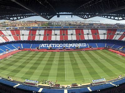 Atletico Madrid stadium