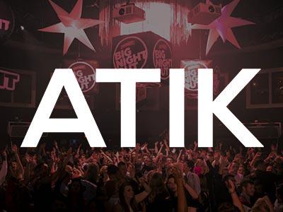 ATIK - Guestlist Entry -