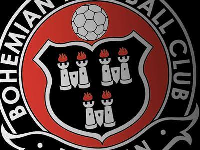 The logo of Bohemian FC