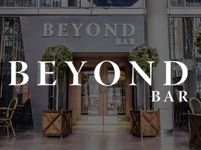 Exterior of Beyond bar, Newcastle