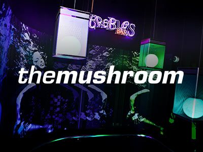 The Mushroom - Guestlist Entry -
