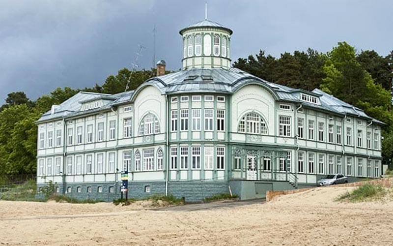 Jurmala beach resort