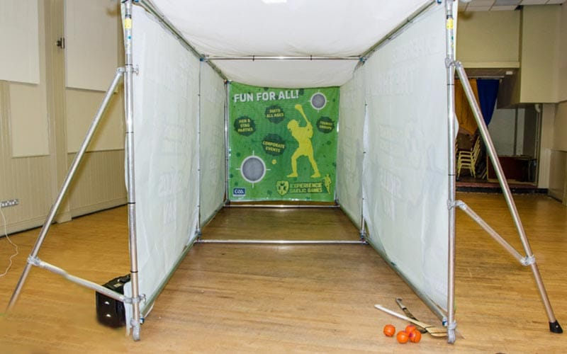 A shooting gallery for Gaelic Games