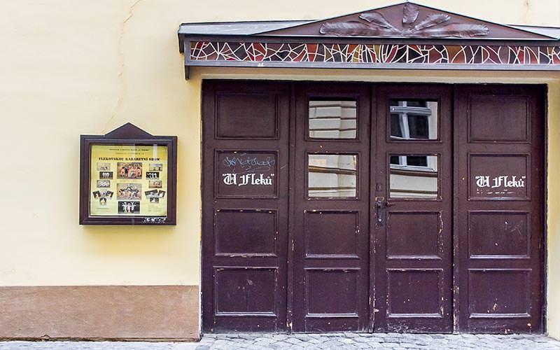 The exterior of Ufleku Brewery