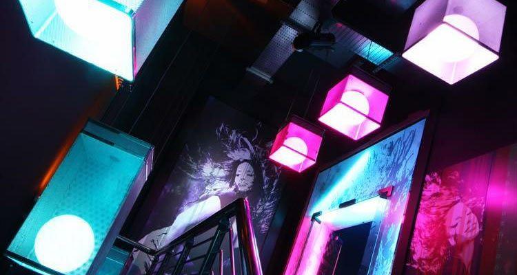 The interior of The Mushroom Bar, Newcastle