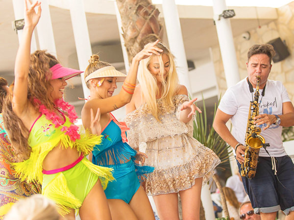 Marbella Hen Activities