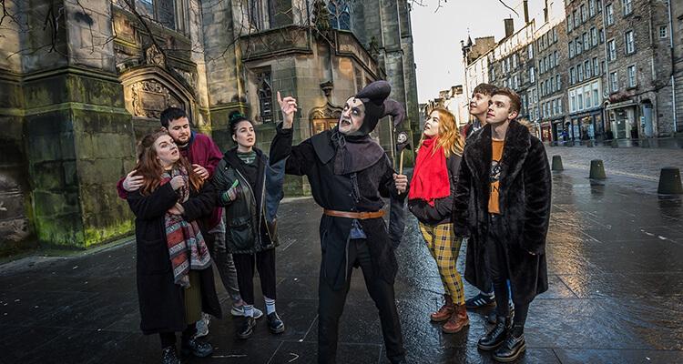 Edinburgh Dungeons