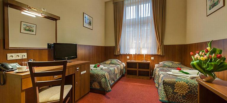 Alexander Hotel in Krakow