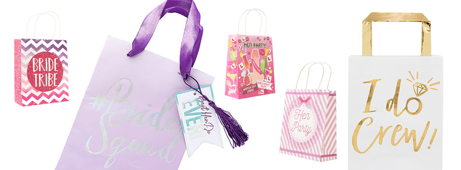 Some of our most popular gift bag options.